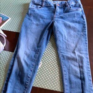 Crazy 8 Bottoms - Crazy 8 size 10 girls jeans